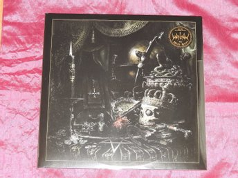 WATAIN - THE WILD HUNT - 11 LÅTARS 2-LP - TYSKLAND 2016
