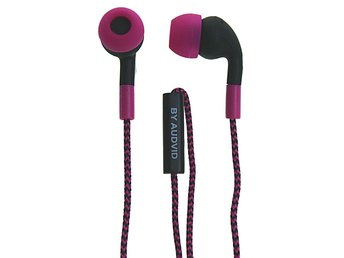 Hörlur In-Ear VB NEON, rosa
