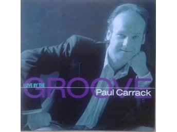 "Paul Carrack title* I Live By The Groove* Pop,Rock 12"" UK"