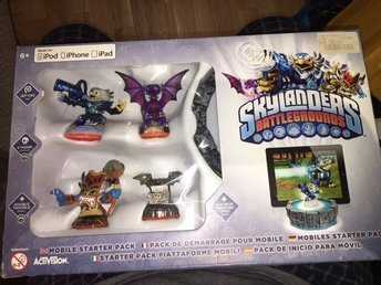 Skylanders for iPad 4 eller senare
