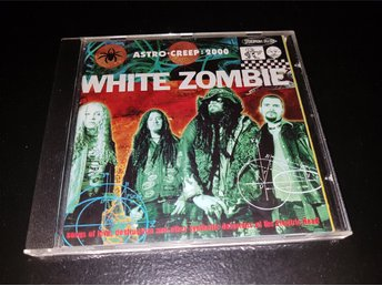 White Zombie - Astro-Creep : 2000 (Industrial Groove Metal)