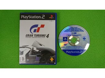 Gran Turismo 4  PS2 Playstation 2