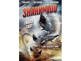 Sharknado 1 (DVD)