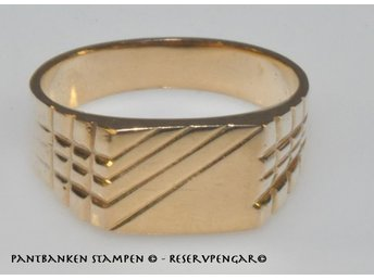 1 klackring 18k 10 gr Ø 23 mm, V11567