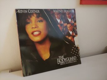 The Bodyguard (Original Soundtrack LP, originalpress från 1992)