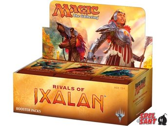 Magic Rivals of Ixalan Booster Display