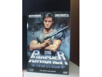 The Punisher - 2 Disc - Uncut - R2