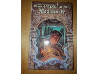Med nio liv, av Dianja Wynne Jones