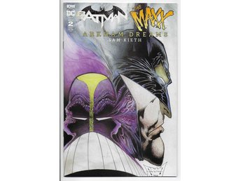 Batman/The Maxx: Arkham Dreams # 2 Cover A NM Ny Import