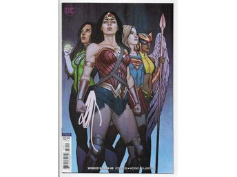 Wonder Woman 5th Series # 48 Variant Cover NM Ny Import