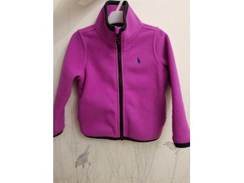 Ralph Lauren fleece 2/2T