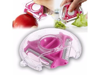 Multiskärare 3in1 Multifunction Cutter Slicer Stainless Steel Blade