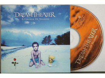 Dream Theater – A Change Of Seasons – LP