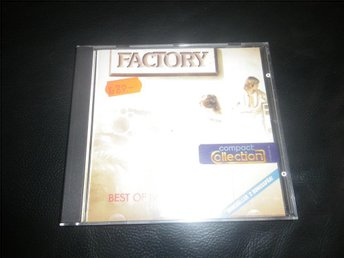 factory the best of factory cd