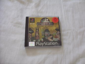 Construction spel till Playstation 1 PAL Acclaim