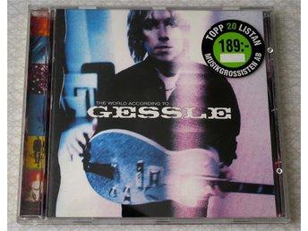 Per Gessle / The World According To Gessle CD 1997 - Enskede - Per Gessle / The World According To Gessle CD 1997 - Enskede