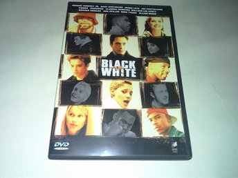 Black and white (Robert Downey Jr, Mike Tyson, Ben Stiller)