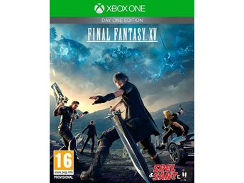 Final Fantasy XV (15) Day One Edition