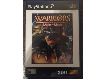 Warriors Of Might And Magic - Playstation 2/PS2 - FINT SKICK