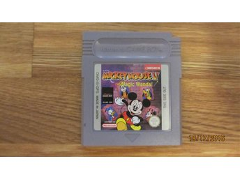 MICKEY MOUSE V MAGIC WANDS till Game Boy