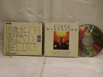 EARTH, WIND & FIRE - THE VERY BEST OF
