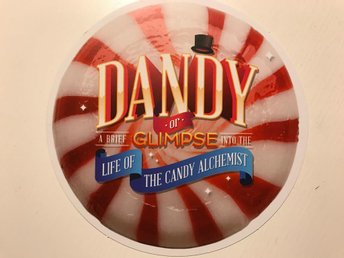 Dandy: Or a Brief Glimpse Into the Life of the Candy Alchemist - Steam kod