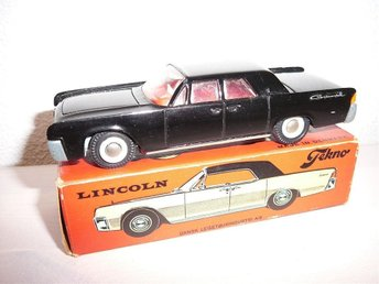 Ford Lincoln Continental - Tekno Denmark 829 - BOXED - VERY NEAR MINT