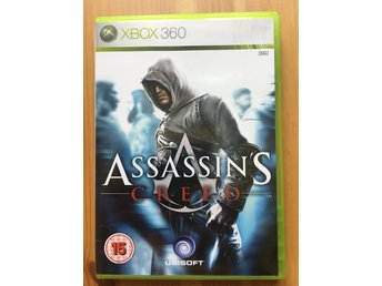 Assassins Creed - Xbox 360 - Klintehamn - Assassins Creed - Xbox 360 - Klintehamn