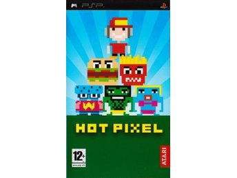 PSP - Hot Pixel (Beg)
