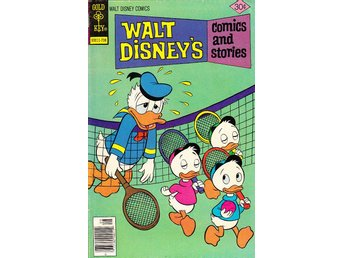 Walt Disneys Comics and Stories nr 443 (1977) / VG/FN / bra lässkick