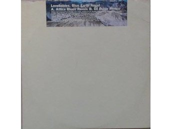"Lovebabies title*  Blue Earth Angel* Broken Beat, Drum n Bass UK 10"",Promo"