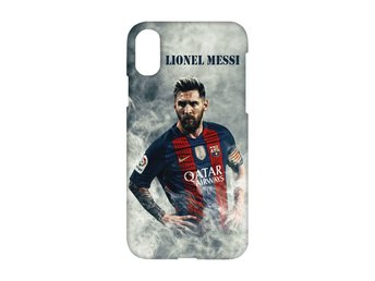 Lionel Messi iPhone X Skal