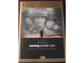 Saving Private Ryan DVD (Tom Hanks,Edward Burns,Matt Damon,Tom Sizemore)