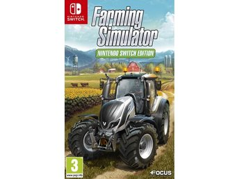 Farming simulator 17 (Switch)