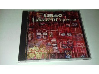 UB40 - labour of love III  -  (cd)