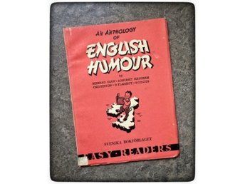 English humour 1950 anthology Easy readers short stories Shaw novell humor retro