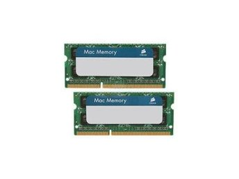 Corsair 8GB (2-KIT) DDR3 SO-DIMM Apple Qualified, 1333MHz