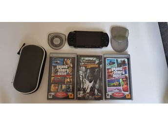 PSP - Playstation Portable