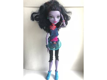 Leksaker Doll Monster High Docka - Jane  MHD 21