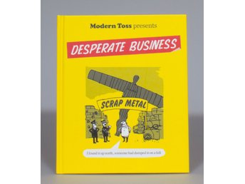 Modern Toss - Desperate Business