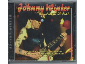 EN CD MED  JOHNNY WINTER