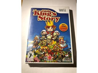 Little Kings Story (Inplastad UKV WII)