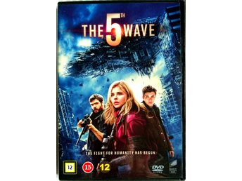 DVD THE FIFTH WAVE