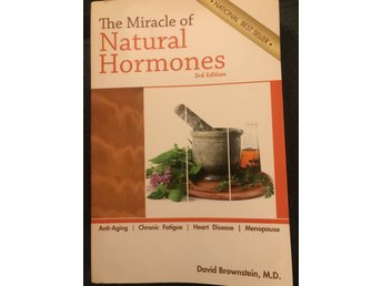The miracle of natural hormones, 3rd ed.