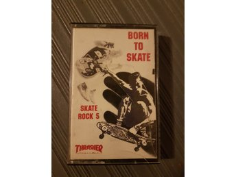 Thrasher mag comp 5 Born to skate