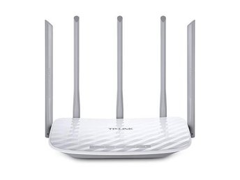 TP-Link Archer C60/AC1350 Wireless Dual Band Wi-Fi Router