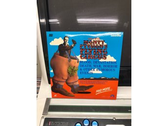 Laserdisc - Monty Pythons Flying Circus vol 5 - Enkel