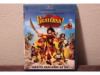 PIRATERNA !     BLU-RAY