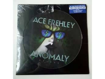 ACE FREHLEY-Anomaly-Ny 2 LP Picture Disc Deluxe Limited Edition+3 Bonus-Kiss