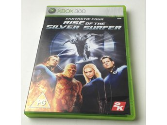 TV-Spel, Fantastic four Rise of the Silver surfer